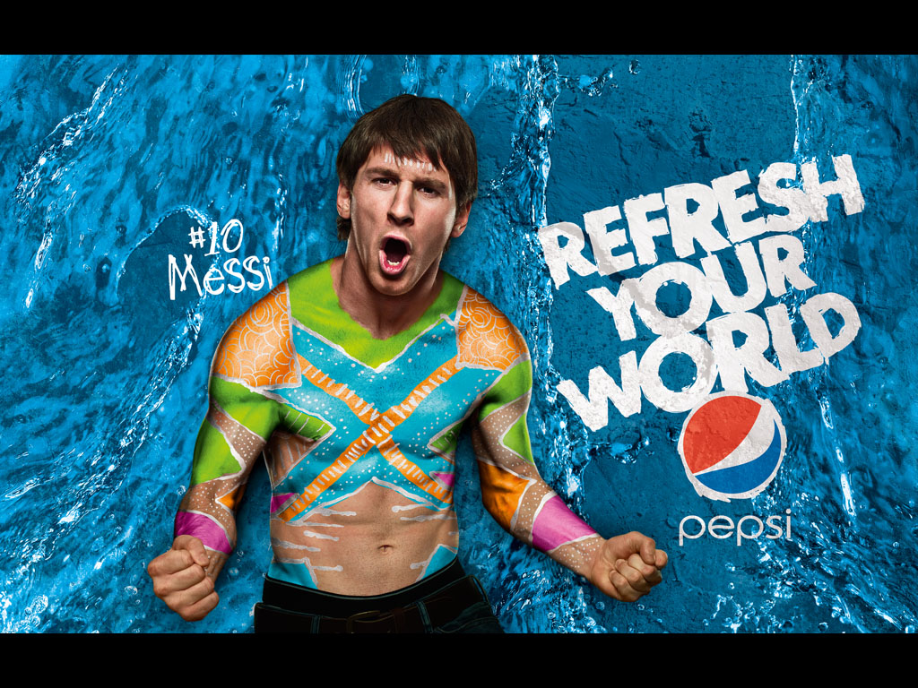 Coca Cola FIFA WORLD CUP Brasil 2014 ADIDAS Red Warm Up