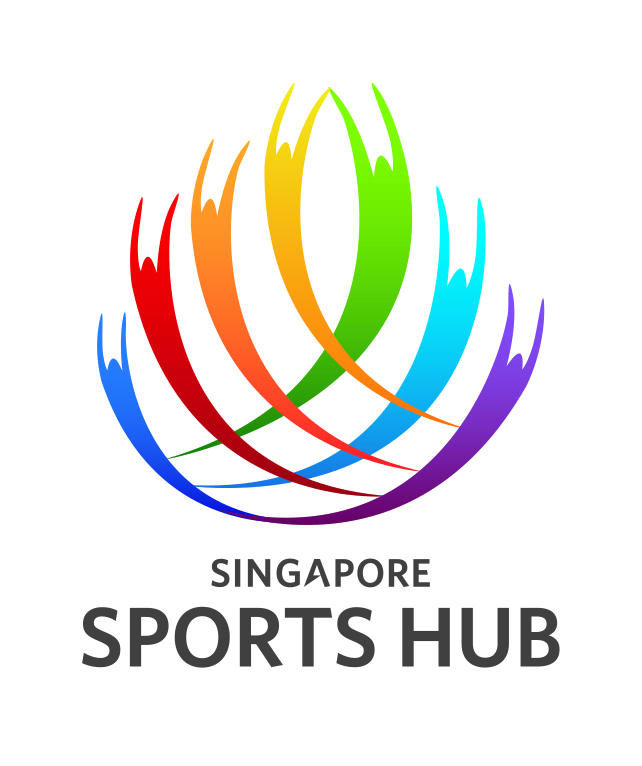 the singapore sports hub located on a 35 hectare site in kallang