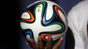 Brazil wld Cup Brazuca