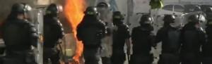 april riot police