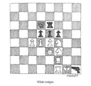 white resigns